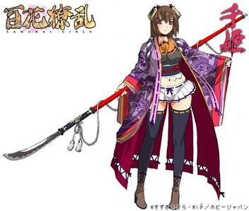 Name:Sen Tokugawa Age:16 Sex:Female Race:Samurai Girl Transformation Phrase:Tenga Ryūrei
