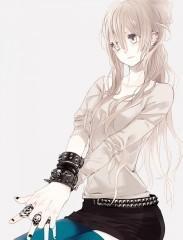 "Name: Aryess Weston (confidential!) Alias: SilverWings Age: 14 Appearance: 5'5"", fair hair ("