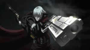 veince:IT SHINIGAMI TIME SUCKERS!!!*brushes his hair as it turns white and he but on a red jas and