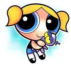 Hello, my friend! Uhh, I'm guessing a waifu is a পছন্দ PPG. আপনি already know mine. Bubbles! She is