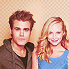 2. With Paul Wesley