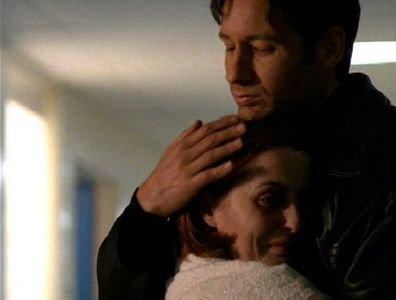 ^It's great :) Next: Mulder in a hospital