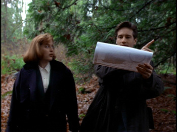 @Doodlebug81, yep it's great Here. I think they are Остаться в живых :) Next: Mulder & Sculy running