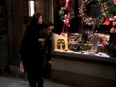 Next: Chandler and Joey chases the bus where they left ben :)