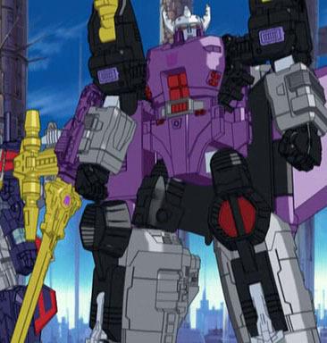 G - Galvatron (Transformers Energon/Super Link)