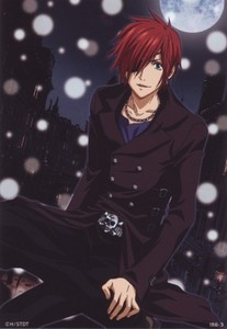 Lavi from D.Gray-Man