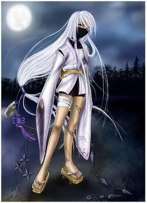 name:levira noma age:25 gender:female city:Konohagakure(hidden leaf village) weapons:ti and nin jutsu