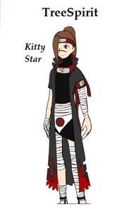 Name:TreeSpirit(given name it was Kitty)