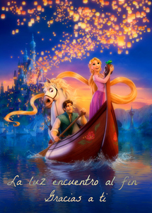 i think that rapunzel is the most prettiest princess ever made even if she was in 2d she's soo cool!!
