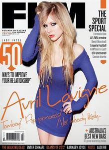 i want Avril without hair styling.