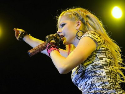 this ? i want avril wearing a crown / tiara... :)