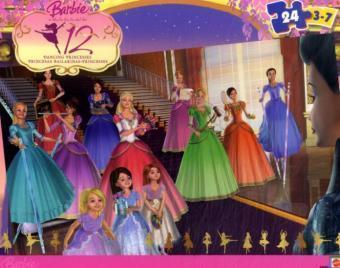 How Old Are Princesses Barbie In The 12 Dancing Princesses Fanpop