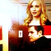Just to update! 1. Stefan and Caroline TVD (I still amor Forwood but they are not AU anymore) 2. Tr