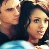 1. Damon&Bonnie // The Vampire Diaries 2. Alaric&Elena // The Vampire Diaries 3. Lucas&Haley // One T