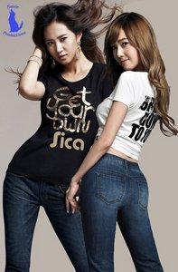 its yuri&jessica