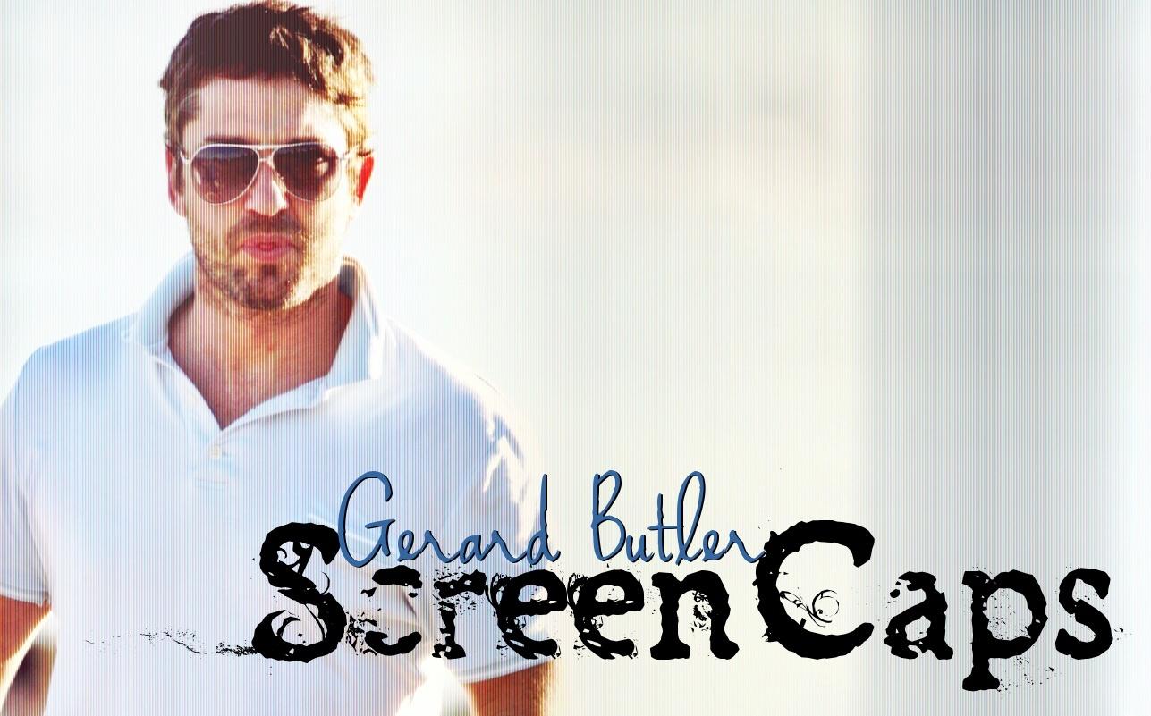 gerard butler screencaps - gerard butler - fanpop