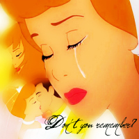 Hope you like mine! I used pics from Cinderella 3. The song is &quot;Don&#39;t you remember?&quot; :) x &