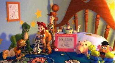 Here it is! This is one of my favorite screencaps!   Now find a picture of a scene from the pixar sho