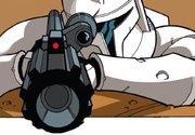 Clone Sniper Raz Clone number: CC 12106 Weopons: sniper fusil, carabine pistol grenades vibro blade and grapl