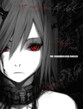 and i am like this when i become evil and my eyes they become the colour red blood