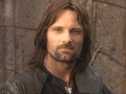 Viggo Mortensen from Lord of the Rings looks like Eoin