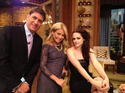 Live with Kelly (5/31/12)