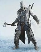 Name: John Kenway Born 1736 usa Death 1838 masyaf Alias: The White Devil Affilation: Assassins Descri