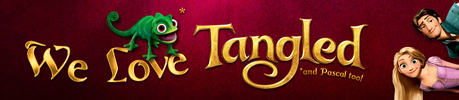 I think u should use this one bc all theses fans like Tangled and it says we love Tangled