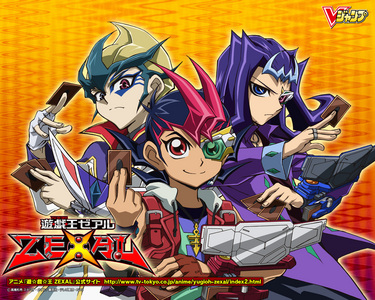 vraag for EVERYBODY!!! Yu-Gi-Oh Zexal, WTF IS WITH EVERYONE'S HAIR!?!?! CANNOT COMPREHEND HAIR STY