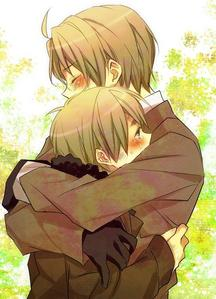 the best to me is usuk <3 also GerIta France and Canada (a little) romano and spain! :D prussia
