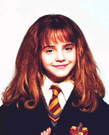 Day 7: Hermione. Love her personality and she reminds me my younger self a lot!