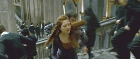 [b]Day 11: [u]What Character Would You Say You Are Most Like?[/u][/b]  [b]Ginevra Weasley[/b]  Becaus