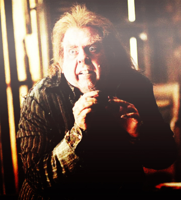 Day 9: Peter Pettigrew, that filthy coward rat! Hate him.