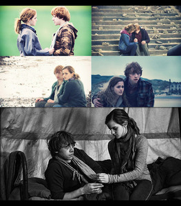 [b]Day 12: [u]Favorite Ship.[/u][/b]  [b]Ron & Hermione[/b]  Love them :) ^^