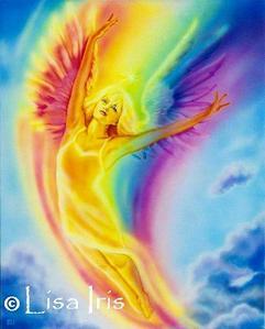 A heavenly Angel