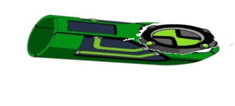 Ultramitrix(Ultimate omnitrix)<br />