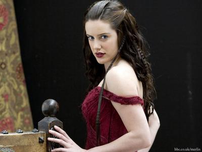 10/10 Morgana is glamorous!