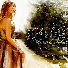 Song From Taylor Swift-Enchanted. What Gwen felt at besar scene.