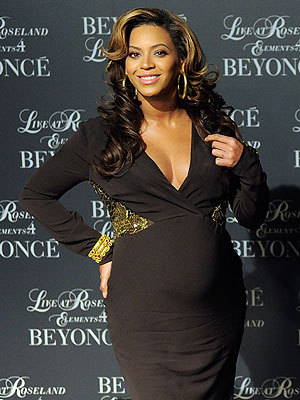 The American pop diva Beyoncé and the rapper Jay-Z are the parents of a girl, one of the most antici