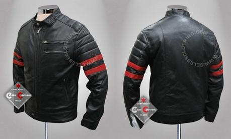The motivation of this fashionable mayhem leather jacket for men has been taken from American movie �
