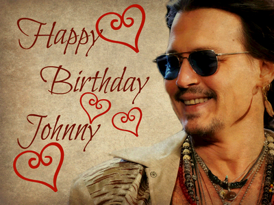 Johnny's birthday is on June 9. Post a message here if you want to wish Johnny a happy birthday :D