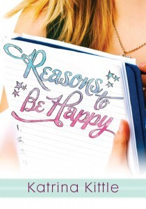 hallo I made a new spot based on the book Reasons to Be Happy door Katrina Kittle... please come check i
