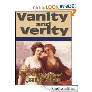 Has anyone else found the P&P prequel Vanity & Verity da Jeanne Waters? (I think it's only available