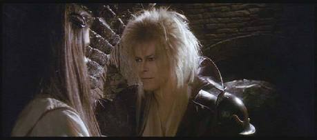 I've been starting back into Lesen fanfiction of Jareth and Sarah. I've found some lovely stories.
