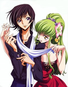 So, I guess Lelouch is like 17 au 18 and Boo is dropped in to be like a playmate au confidante of him