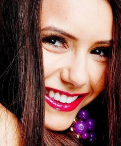 Theme1:Nina smiling