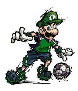 I bet my allowance that Luigi can kick more ass than Mario ever had in his plump little overalls!<br
