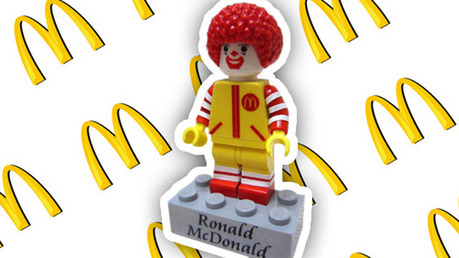Hi all, I create the lego project and it may turn to real lego mcdonalds product. If আপনি like it ,