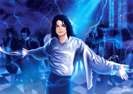 well , now we are going to play with some MJ fan arts .. :)
