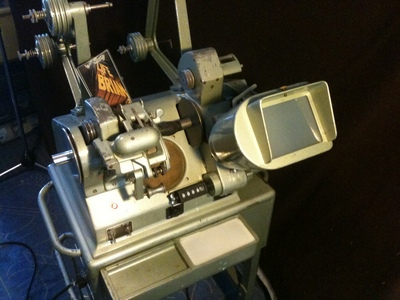 http://www.ebay.co.uk/itm/110809682325?ssPageName=STRK:MESELX This is the original Moviola (cutting
